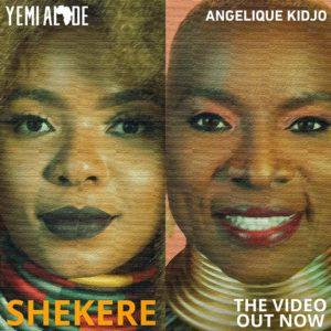 Yemi Aadé et Angélique Kidjo lancent un challenge