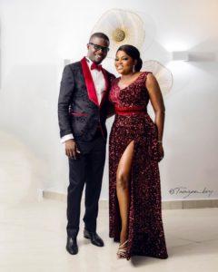 Funke Akindele et son mari