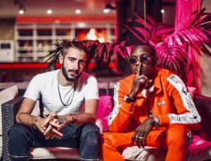 Styck et Sidiki Diabaté