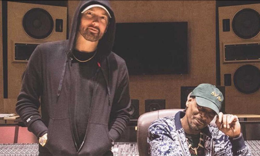 Eminem et Snoop Dog : La hache de guerre enterrée !