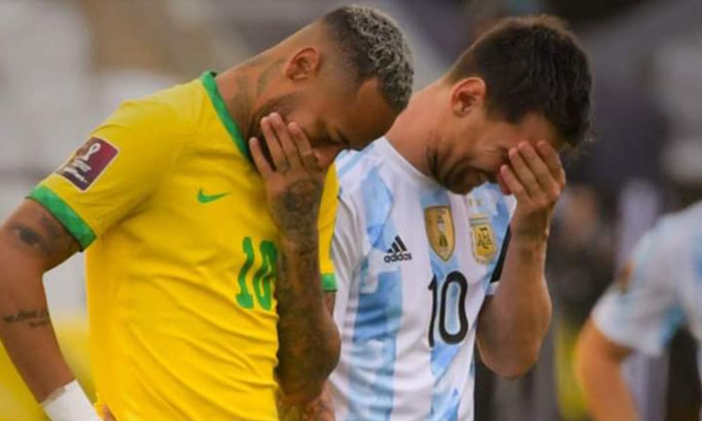 BRÉSIL VS ARGENTINE : LE GRAND FIASCO !